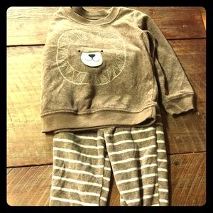 Carters boy outfit